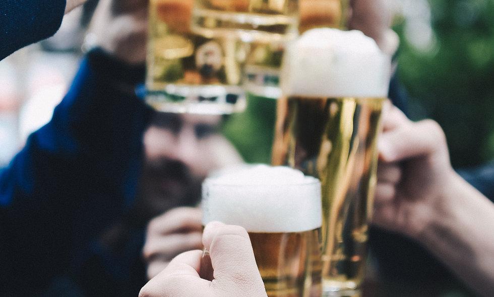 Getränkepauschale inkl. Alkohol