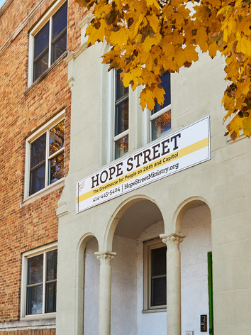 Hope Street on 26th and Capitol