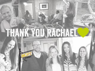 Rachael to Rachel