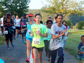Mending The Gap Annual Run Against Senior Hunger Event | Sept. 23, 2017