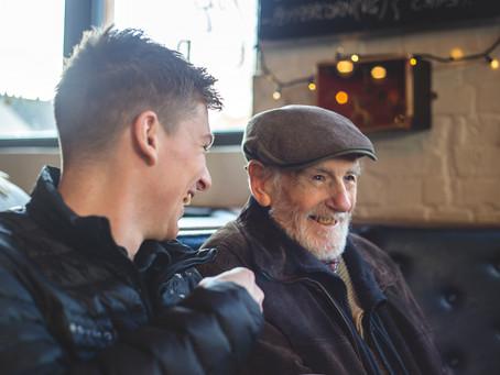 Christmas stories - Joss & Terry