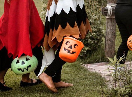Why Halloween can be stressful for older people