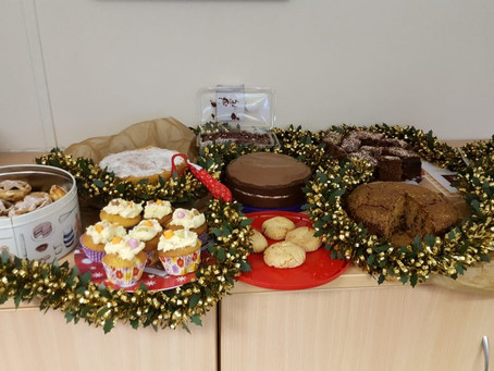 Festive fundraising at Wards Solicitors