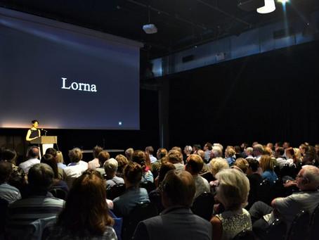 Lorna premiere draws Bristol crowds