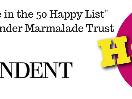 Marmalade Founder Amy makes 2018 Independent Happy List