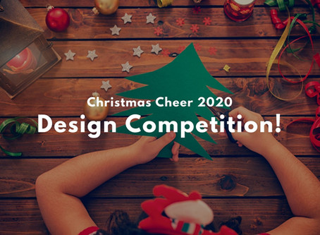 Christmas Cheer design competition!