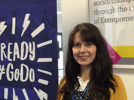 Marmalade Trust are in Entrepreneurial Spark