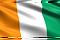 Ivory-Coast-flag-waving-fabric-texture-G