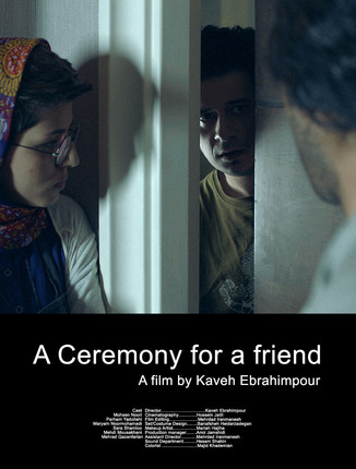 A ceremony for a friend