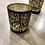 Thumbnail: Teelichthalter 'Schwarzer Wald'