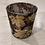Thumbnail: Teelichthalter mit Goldene Blätter