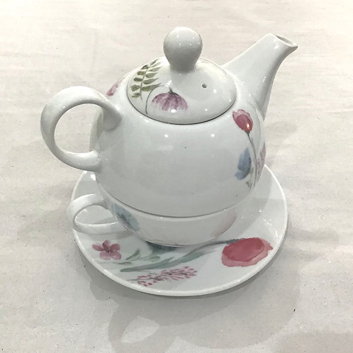 Tee Set 'Sweet Blossom'