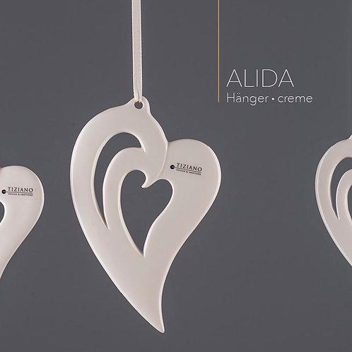 Hänger Herz 'Alida'