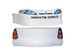 Perf Bodies Nose Section - 05 Monte Carlo - White or Black