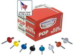 """3/16"""" Pop brand SMALL head rivets- choose color in cart"""