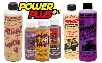 Power Plus Manhattan oil fuel scent