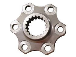 Falcon Drive Flange Chevy 18 Spl Shaft - Steel