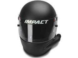 Impact Side Air- 1320 - Flat Black - SA2015  Helmet