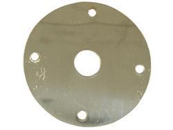 Hood Pin - Alum Scuff Plate-colored