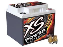 XS 12 Volt AGM Battery - Max Amps: 2600 CA 725