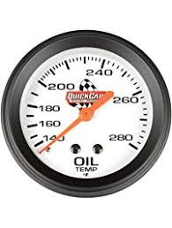 Quickcar Replacement Extreme OT Gauge - 140-280