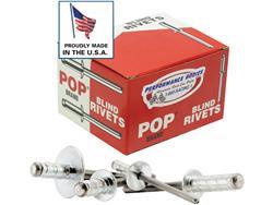 "POP Rivets - Multi Grip (3/16"" Small Head) - Silver - Box of 250"