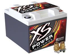 XS 12 Volt AGM Battery - Max Amps: 2000 CA 550