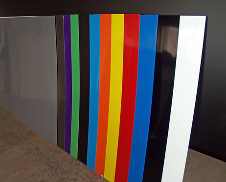 4x10 colored Aluminum- call us to order