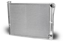"AFCO Radiator Chevy -  19"" x 27.5"" x 1.5 Ltwt.-Double Pass - Universal"