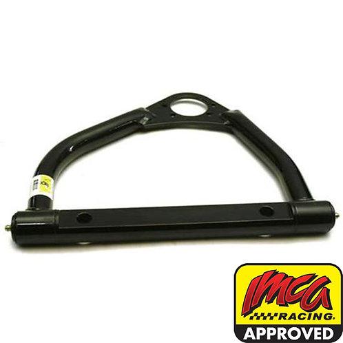IMCA Spec GM Metric Stock Car Racing Upper Control Arms, Steel Cross