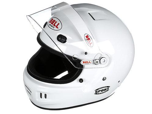 HELMET Bell Sport White - SNELL 2015-small