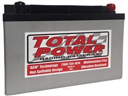 Total Power 12 Volt - 1200 AMP Battery