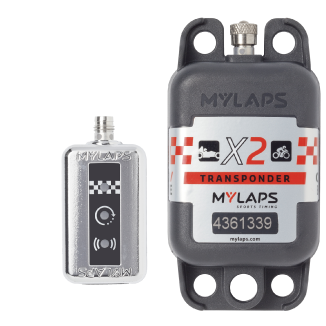 Mylaps 2 year Direct Power Transponder