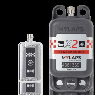 Mylaps 5 year Direct Power Transponder