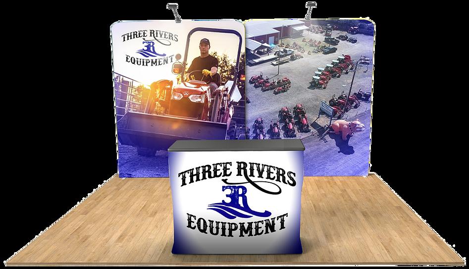 Virtual Booth - Three Rivers Equipment 1