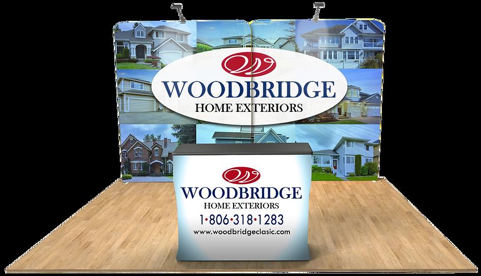 Virtual Booth - Woodbridge Home Exterior