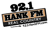921 HANK FM - Color1 Black Numbers - Rea