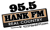 955 HANK FM - Color1 Black Numbers for L