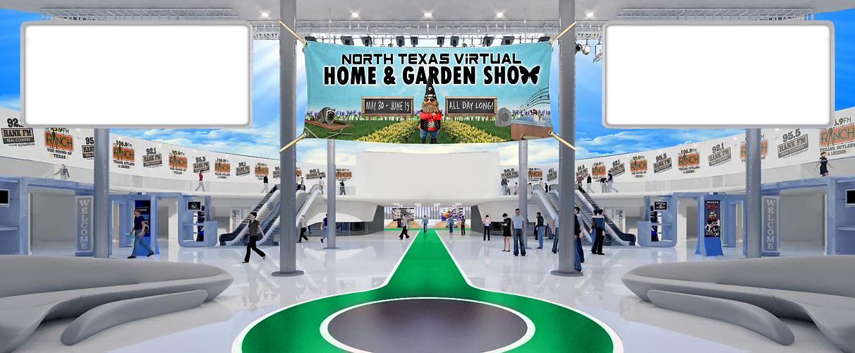 Virtual Lobby - 2020 Home and Garden Hom