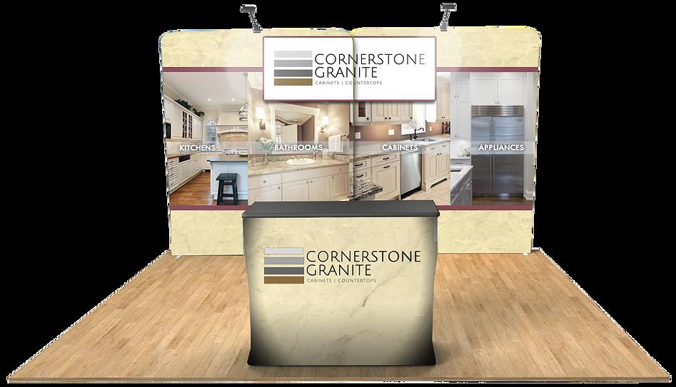 Virtual Booth - Cornerstone Granite CO.p
