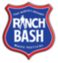 Ranch Bash Police Badge - Approved CO WE