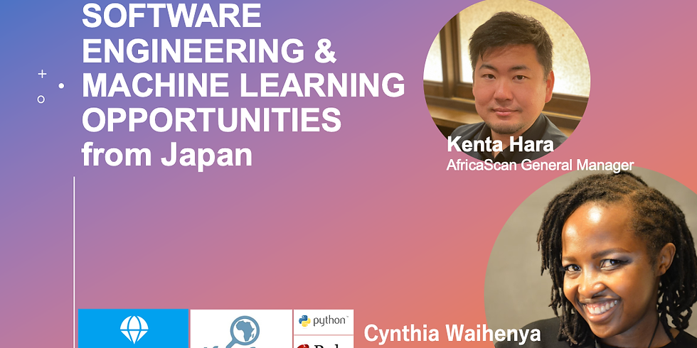 SOFTWARE ENGINEERING & MACHINE LEARNING OPPORTUNITIES from Japan