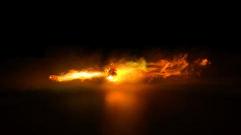 Flamethrower sim