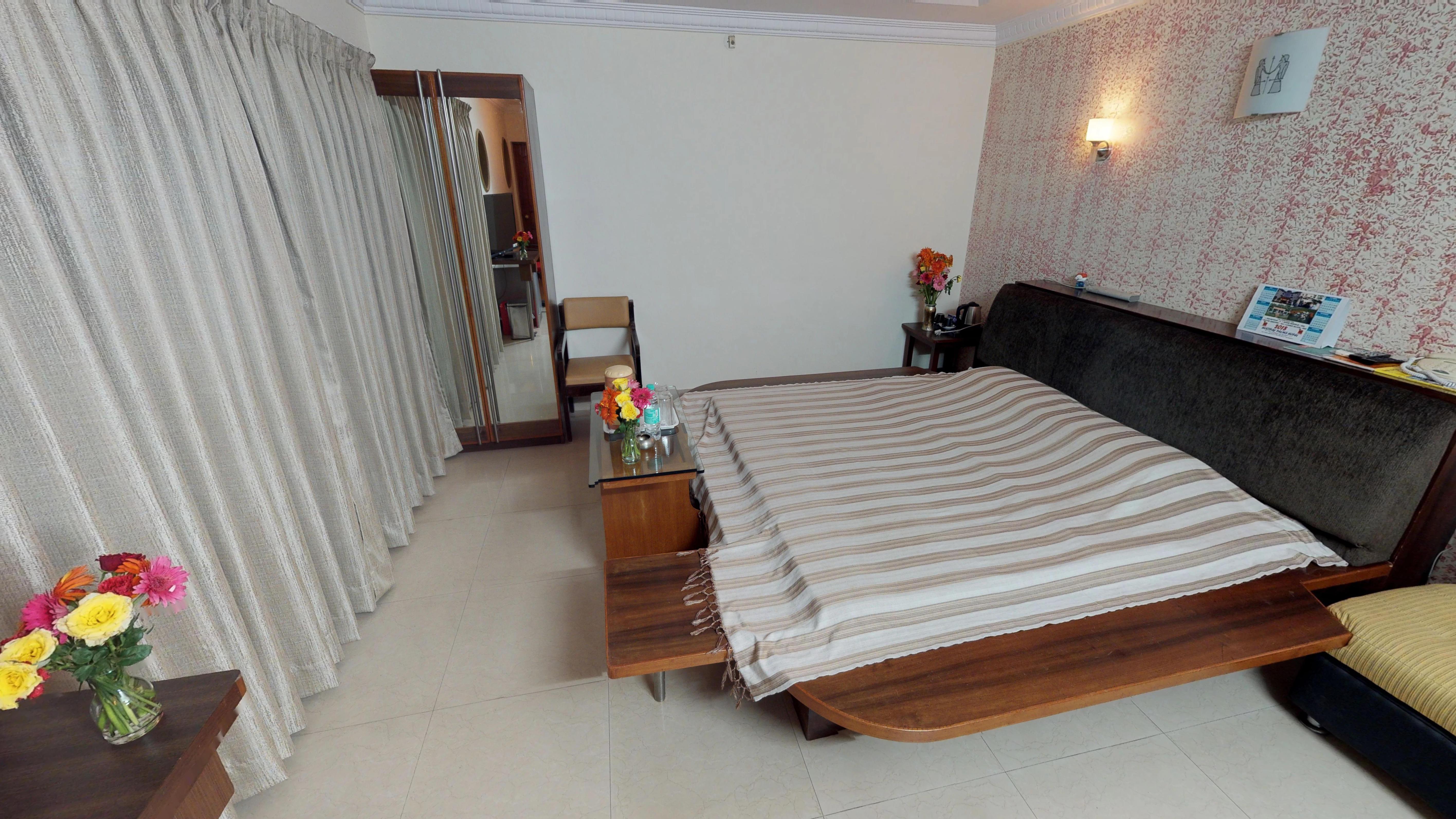 Delux Double Bedroom