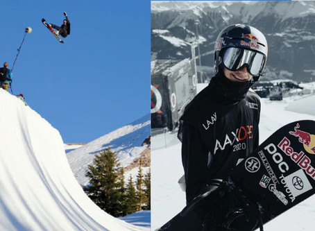 Ikänik Farms Signs Snowboarding Phenom Toby Miller To Its Action Sports CBD Family