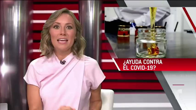 Pideka Destacado en Telemundo