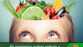 Como os nutrientes em nossa alimentação podem reduzir o risco de depressão!