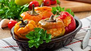 O Pimentão, suas cores e nutrientes!