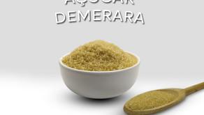 O Açúcar Demerara: seus benefícios, o que é e quanto consumir!