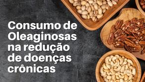 Consumo de Oleaginosas na redução de doenças Crônicas.